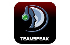 (English) TeamSpeak 3 Logo