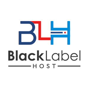 Black Label Host logo